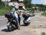 Verso la Moldavia