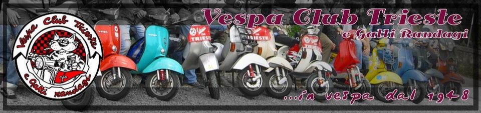 Sito ufficiale del Vespa Club Trieste e Gatti Randagi
